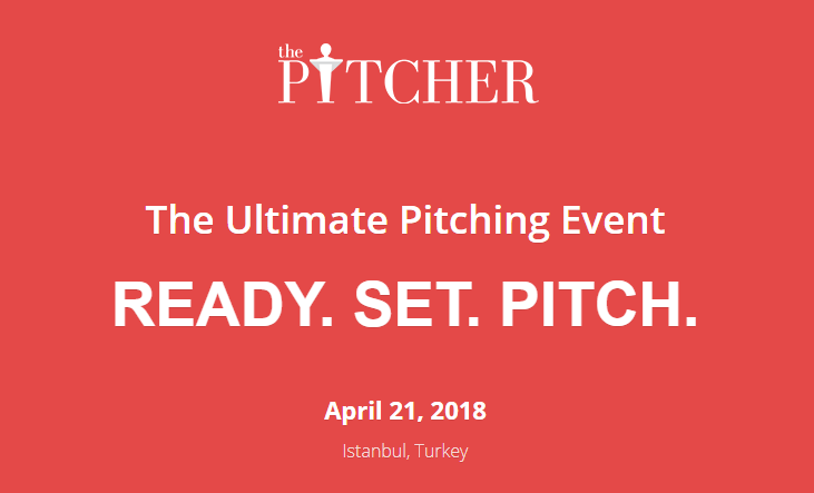 Save the date - The Pitcher event April 21.