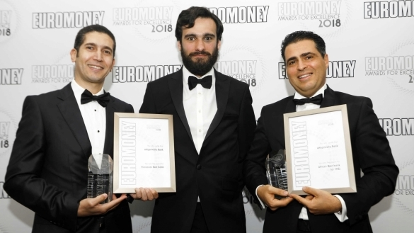 Euromoney Awards for Excellence 2018: Attijariwafa Bank doublement primée!