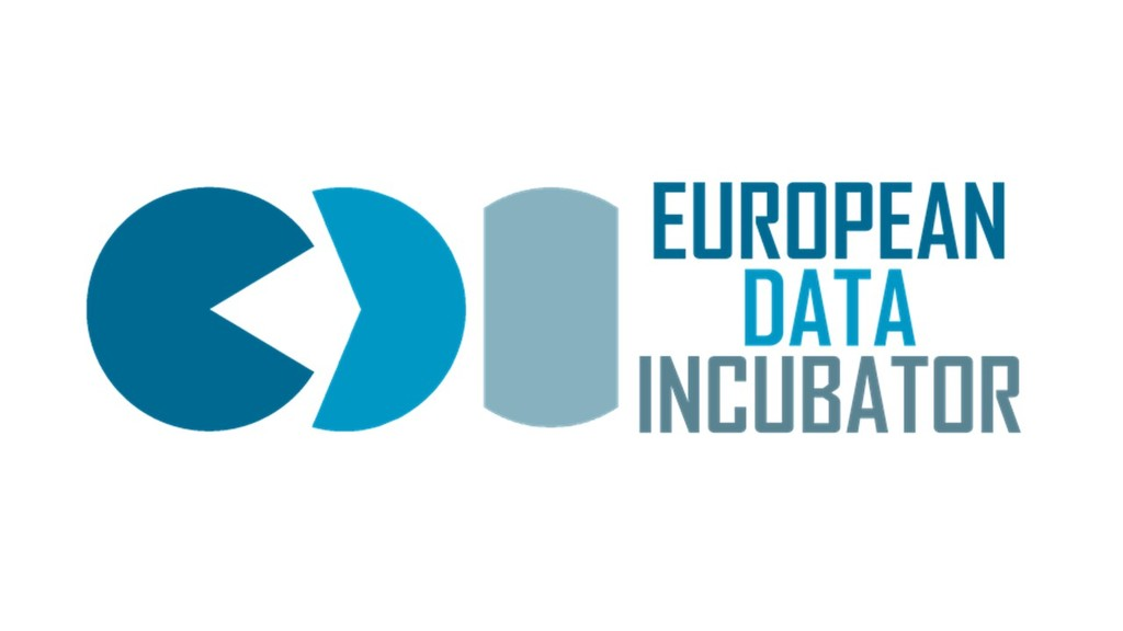 European Data Incubator open call 2019