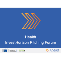 Top Health Companies -  InvestHorizon Pitching Forum