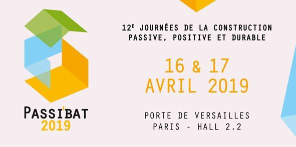 The 12th edition of the National Passive Building Congress - 16/04 et 17/04