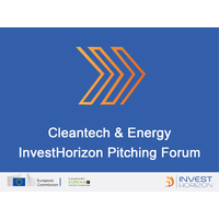 Top Cleantech & Energy Companies - InvestHorizon Pitching Forum