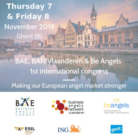 Register to the International Business Angels Congress