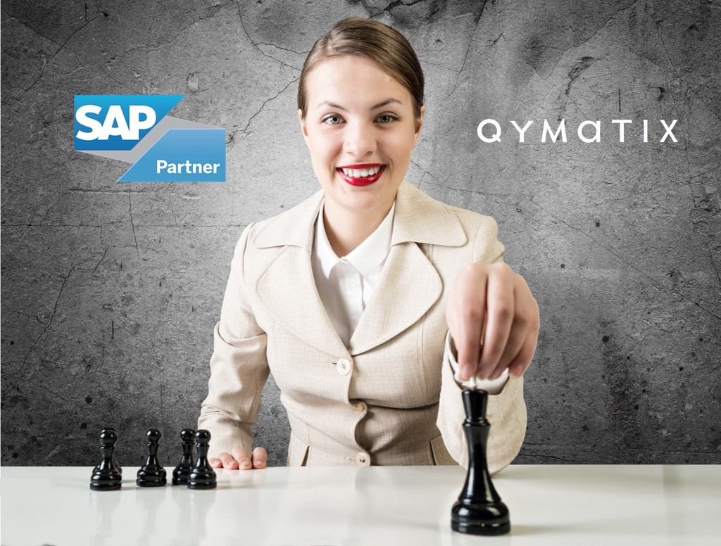 Qymatix is now a proud member of the SAP® PartnerEdge® Program.