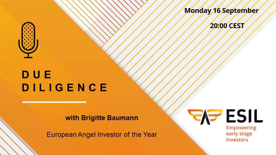 ESIL Webinar - Due Diligence - Monday 16th of September at 20:00 CEST