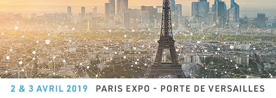 Don't miss the BIM World in Paris on the 2nd and 3rd of April 2019