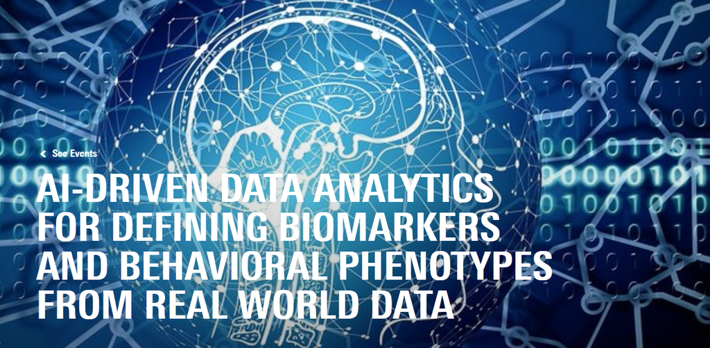AI-driven Insights from Real World Data | Defining Behavioral Biomarkers and Phenotypes