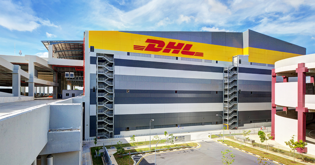 BeeBryte delivers 30% energy cost savings @ DHL