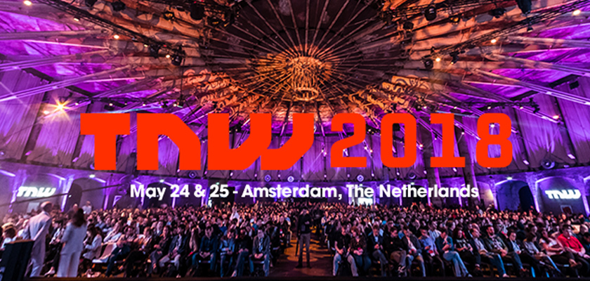 The Next Web Conference - May 24&25 Amsterdam