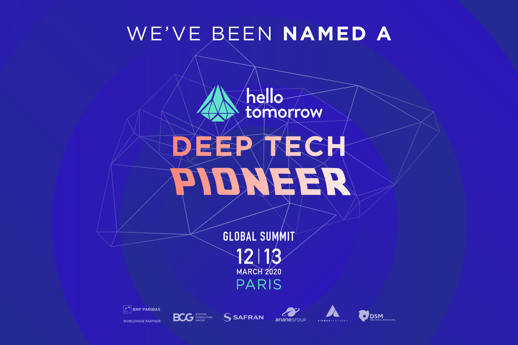 Hello Tomorrow Deep Tech Pioneer